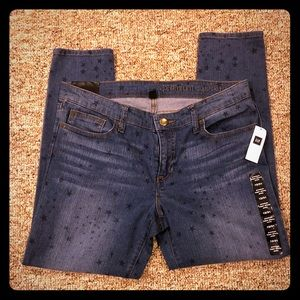 Gap Premium Super Skinny Ankle Jean